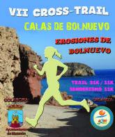 600 corredores se darán cita este domingo en la VII cross trail 'Calas de Bolnuevo'