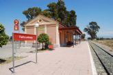 El grupo municipal del PP solicitará al Gobierno central la electrificación de la línea ferroviaria Águilas-Lorca-Murcia