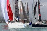 Las flota de las 300 Millas A3 Moraira-Trofeo GREFUSA pone rumbo a la isla Grosa