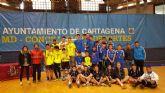 IES Santa Lucía gana la fase local cadete del Campeonato Escolar de Fútbol Sala