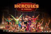 El musical de Hércules llega este domingo a El Batel