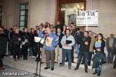 Autoridades municipales de Totana acompañan mañana al Pleno de la Asamblea Regional a los afectados por el trazado de la Línea de Alta Tensión