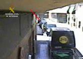 La Guardia Civil esclarece más de cuarenta delitos de robo en vehículos