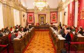 El Ayuntamiento de Cartagena celebra pleno ordinario el jueves