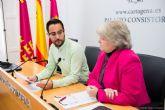 Cartagena celebrará el primer concurso de embellecimiento de balcones en Semana Santa