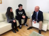 Dos estudiantes torreños consiguen becas de la 'Fundación Amancio Ortega' para estudiar en Norteamérica