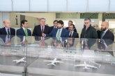 López Miras: 'Con el Aeropuerto Internacional, la Región de Murcia despega hacia el futuro'
