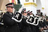 La agrupación musical de la Real e Ilustre Cofradía del Santísimo Cristo de la Fe y María Santísima de la Piedad estrena uniforme