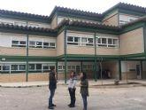 Las empresas interesadas ya pueden presentar sus proyectos para ejecutar las obras en colegio Méndez Núñez de Yecla