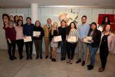 Eva María Raja y Enrique Tárraga ganan el concurso de poesía de amor