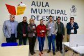 Inaugurada un aula de estudio en El Albujón con 18 puestos que funcionará 24 horas al día
