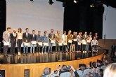 Alcantarilla acogió la Gala de Ciclismo de la Región de Murcia 2018