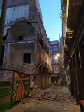 MC: 'La Trinca' distrae con 'Patrimonio de la Humanidad' mientras el centro de Cartagena se les cae a pedazos