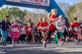 La VII Milla Urbana Solidaria de la Huertecica promociona el deporte saludable entre los más jóvenes