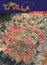 Fuente Álamo presenta ´Vive tu Villa´, una revista mensual que reunirá todos los eventos de la localidad