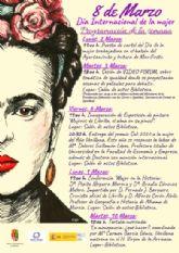 El Ayuntamiento de Librilla conmemora el 8 de marzo con una 'Tertulia-Merienda sobre la menopausia'