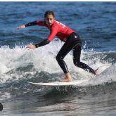 La liga nacional de surf �junior series� se estrena en el mediterr�neo gracias al apoyo de Mazarr�n