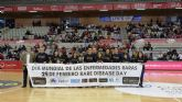 ElPozo Murcia FS ayuda a D´Genes a dar visibilidad a las enfermedades raras