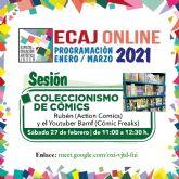 La Concejalía de Juventud de Molina de Segura organiza la sesión Coleccionismo de cómics el sábado 27 de febrero