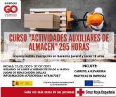 Curso 'Actividades auxiliares de almacén'