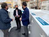 Torre Pacheco pone en marcha un ecoparque móvil para facilitar el reciclaje en todo el municipio