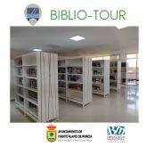 El Biblio-Tour llega a las pedanías de Fuente Álamo de Murcia