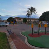 Reapertura de Parques y Zonas de Juego Infantiles