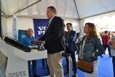 Más de 40 empresas muestran sus ofertas y servicios en la VI Feria Náutica Marina de las Salinas
