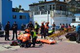 Ejercicios de salvamento, competiciones deportivas, rutas y caldero en la V Sea World Exhibition