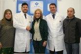 ElPozo Alimentaci�n y sus trabajadores donan 9.000 euros a la comunidad terap�utica Las Flotas