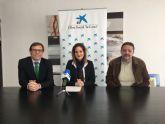 El proyecto Escan recibe una ayuda de 3.000 euros de la Obra Social la Caixa