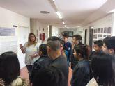 Los estudiantes del IES Gerardo Molina aprenden sobre los peligros del consumo de alcohol con el programa ARGOS