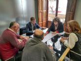 Ricardo Segado transmite a Cultura los avances del Gobierno municipal en patrimonio historico y arqueologico