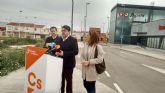 Ciudadanos pide la puesta en marcha de la línea de AVE desde Beniel mientras se clarifica su llegada a Murcia