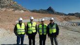 Medio Ambiente comienza la fase final de las obras para la clausura definitiva y regeneración del vertedero de Proambiente en Abanilla