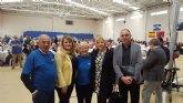 La Comunidad destina este año unos 400.000 euros a atender a las persona mayores de Mazarrón