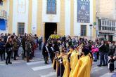 Puerto Lumbreras celebra su procesión infantil