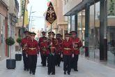 La Banda de Cornetas y tambores del Cristo del Perdón celebra el 'I Memorial Rafael Mellado Pérez'