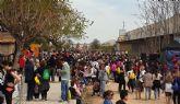 Miles de murcianos participan en la Gran Yincana por la Vía Verde de la Costera Sur
