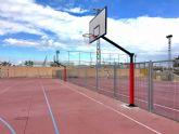 El polideportivo municipal aumenta la seguridad de sus usuarios