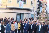López Miras asiste al acto de concesión del título de 'Alcaldesa Perpetua de Archena' a la Santísima Virgen de la Salud