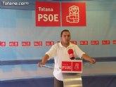 El PSOE de Totana celebra que el Gobierno de Pedro Sánchez haya dado respuesta a las demandas históricas de agricultores y ganaderos de nuestra localidad