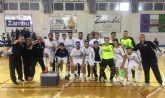 Zambú CFS Pinatar suma una nueva victoria ante su afición (2-1)