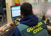 La Guardia Civil denuncia a un vecino de Cieza por informar de un falso contagio de COVID-19 en el municipio