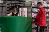 Mobel Sport colabora con Cruz Roja Totana fabricando material sanitario de protección