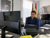 El alcalde de San Javier, José Miguel Luengo  informa sobre los efectos de las lluvias y la evolución de la situación generada por el Coronavirus en el municipio
