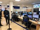 El tráfico se reduce en Murcia más de un 80% en la primera semana del estado de alarma