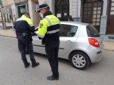 La Policía Local efectúa 40 sanciones más en las últimas 24 horas por vulnerar la Ley sobre Protección de Seguridad Ciudadana