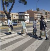 La campaña 'Compra en Puerto Lumbreras y llévate un premio' sorteará 60 vales de 100 euros entre quienes hagan sus compras en el comercio local