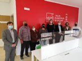 Cobatillas estrena sala de estudio para dar cobertura a los 3.000 habitantes de la pedanía